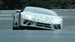 Lamborghini Huracán Performante Smashes Nürburgring Lap Record 2017 New Lamborghini CARJAM TV HD