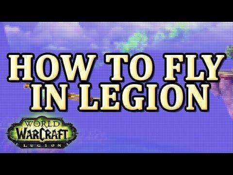 Legion Fly toy WoW