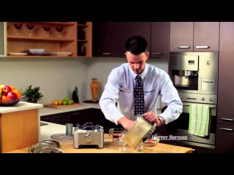Harvey Norman Get Baking - Kenwood MultiPro Food Processor