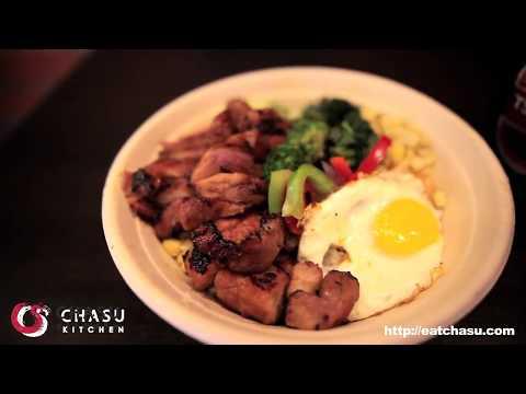 Chasu Kitchen     Chasu Pork Bowl