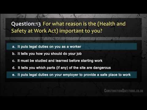 CSCS Test Questions
