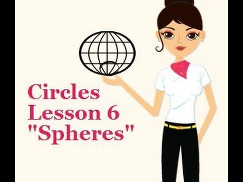 Circles Lesson 6