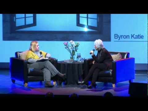 Byron Katie, The Work: My Sister Doesn't Want To Be In My Life Part 1