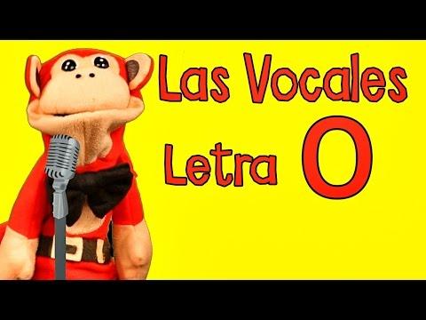 Xxx Mp4 La Canción De Las Vocales A E I O U Letra O Show Del Mono Sílabo Canciones Infantiles 3gp Sex