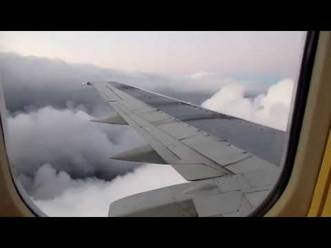 Turbulence on my Mother's first flight! London Gatwick to Manchester on British Airways