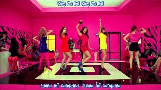 [Sub Español] Two X -  Ring Ma Bell MV (Hangul - Roma)