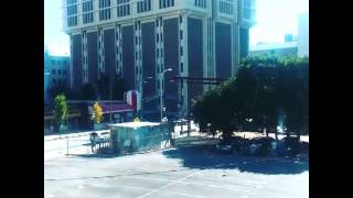 Fast and Furious 7 filming at Underground Atlanta!!