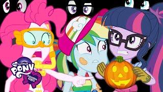 MLPEG Halloween Sp 👀ktacular SUPERCUT 🎃 Scares, Laughs, & MAGICAL Pony Moments