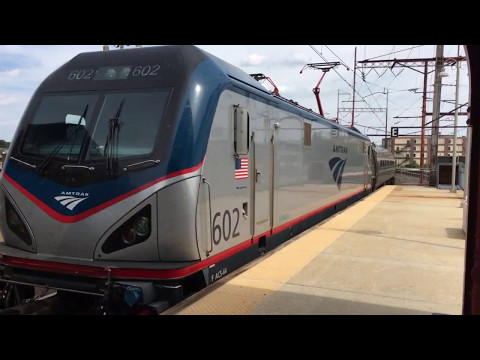 Amtrak Regional Wilmington
