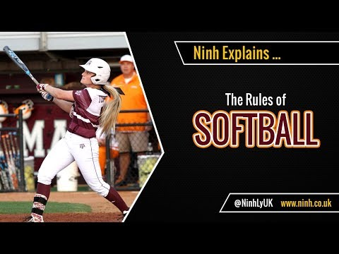 The Rules of Softball - EXPLAINED!