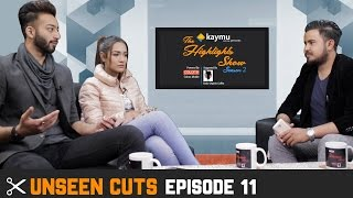 UNSEEN CUTS - Actors PRIYANKA KARKI & AYUSHMAN DESRAJ JOSHI @ THE HIGHLIGHTS SHOW | Season 2 | Ep 11