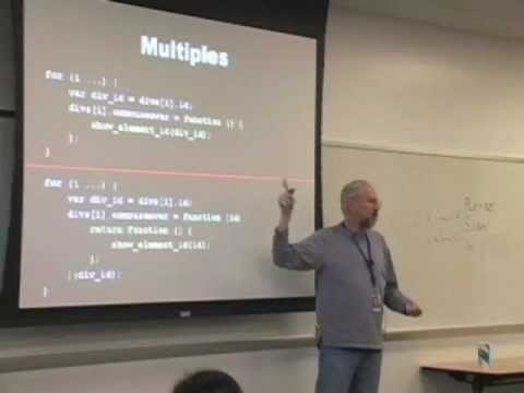 Douglas Crockford: Advanced JavaScript