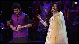 Berklee Indian Ensemble ft Shreya Ghoshal - Mannipaaya (LIVE)
