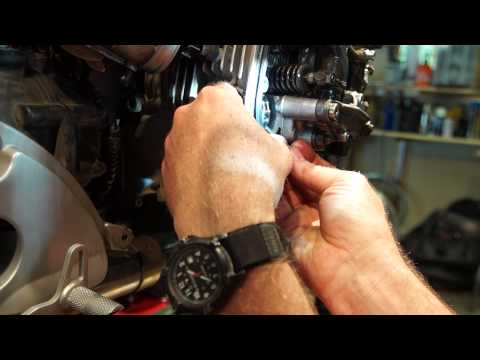 BMW R1100RT Head Gasket Replacement