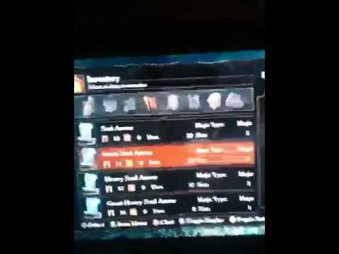 Dark Souls HOW TO REPAIR CRYSTAL ITEMS!