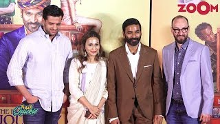 The Extraordinary Journey Of The Fakir trailer launch | Dhanush, Ken Scott & more