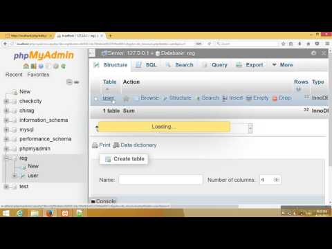 Teaxtarea value fetch from database and update in PHP Tutorial-103(Hindi/Urdu)