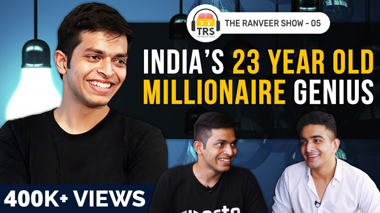 How To Start A MILLION DOLLAR Startup - Step By Step With Ayush Jaiswal | The Ranveer Show 05