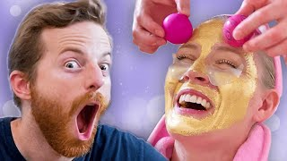 Surprising Our Partners With A Spa Day At Home