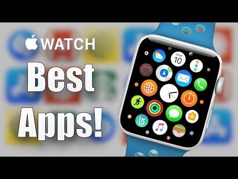 Best Apps for Apple Watch!