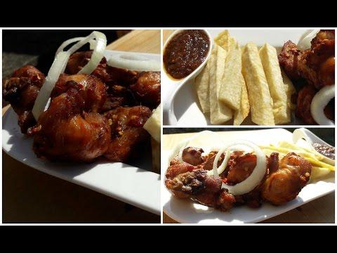GHANAIAN TSOFI RECIPE - THE BEST GHANAIAN DELICACY (EASTER SPECIAL)