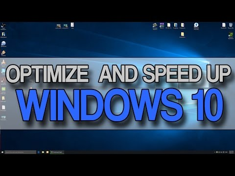 How to Optimize Windows 10 For GAMING & Power Users