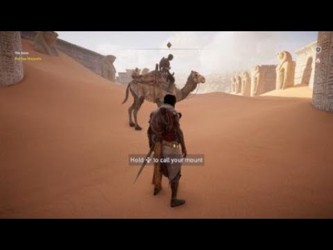 Assassin's Creed® Origins PS4 Gameplay Part 1