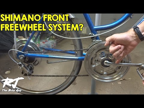 Shimano Front Freewheel System (FFS) What is it? How Does It Work?