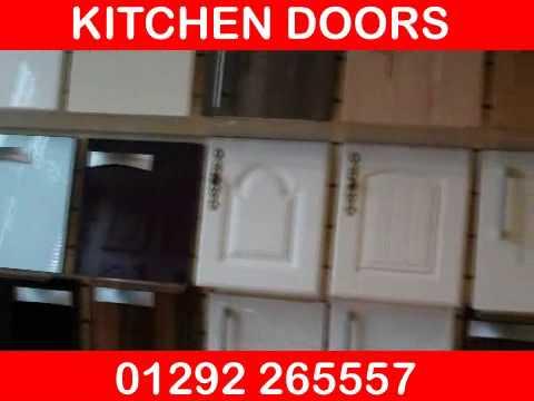 Kitchen Doors Scotland & Replacement Kitchen Doors Scotland