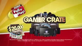 EB Pull N' Play Contest! | EB Games