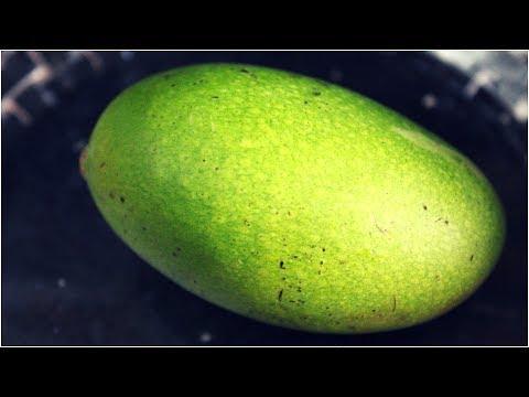 जब सब्जी खाने का मन न करे तो सिर्फ 2 मिनट में बनायें कच्चे आम की ये रेसिपी  Kache Aam Ki Recipe