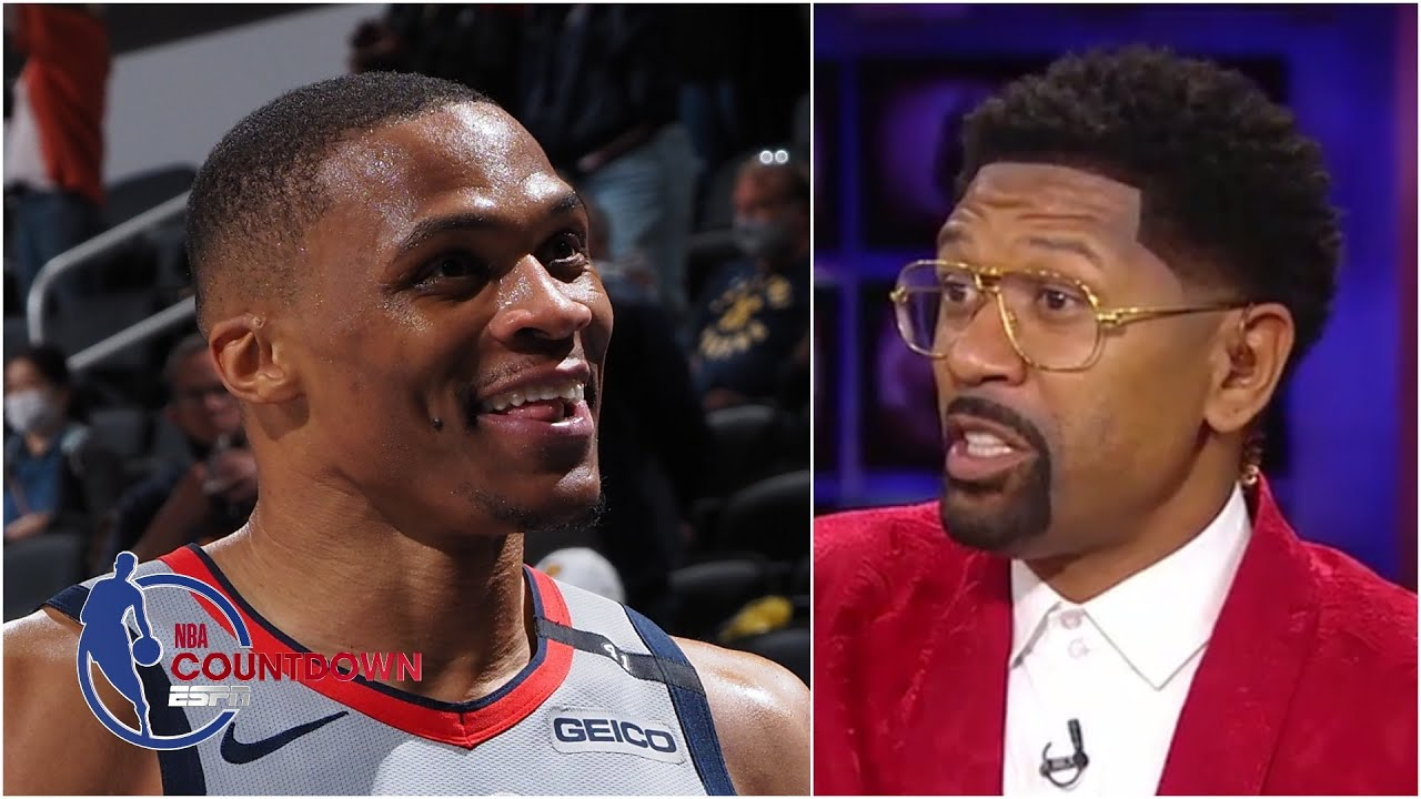 I want a compilation of all the people who have slandered Russ! - Jalen Rose | NBA Countdown