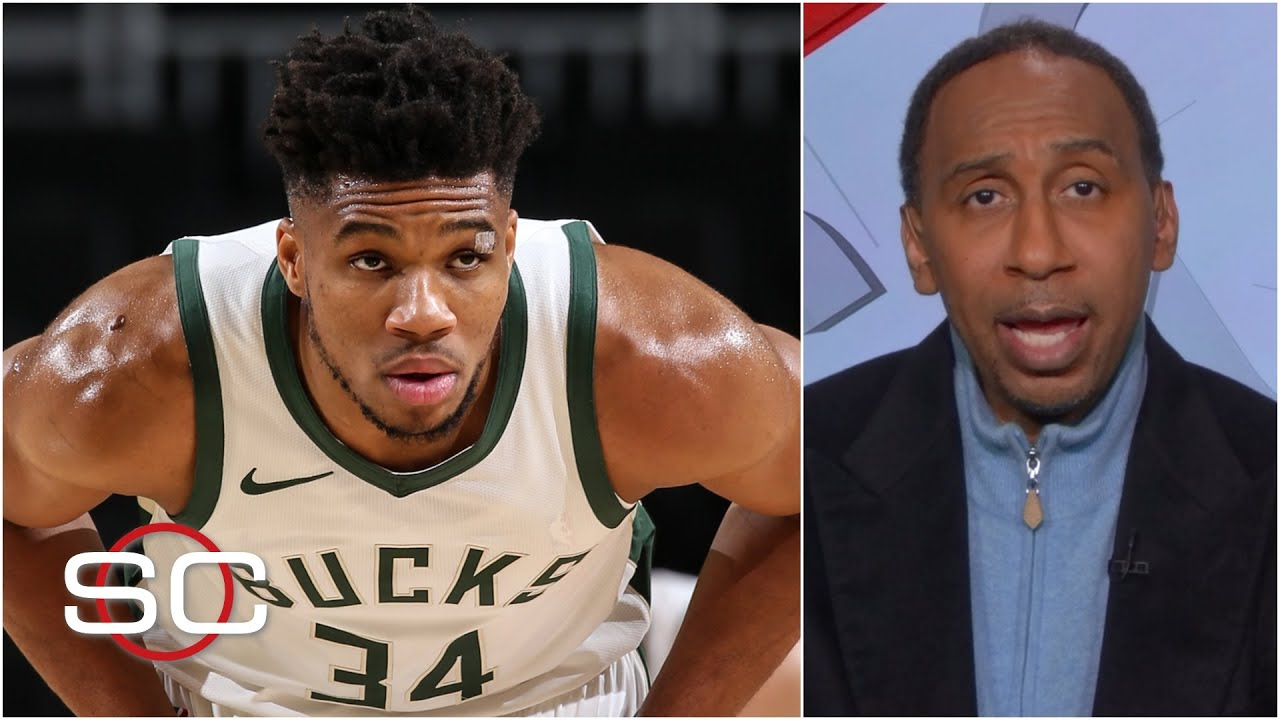 Stephen A. reacts to Giannis agreeing to supermax extension with the Bucks | SportsCenter
