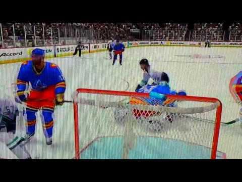 NHL14: shAdow973Z jump dekes a Goalie