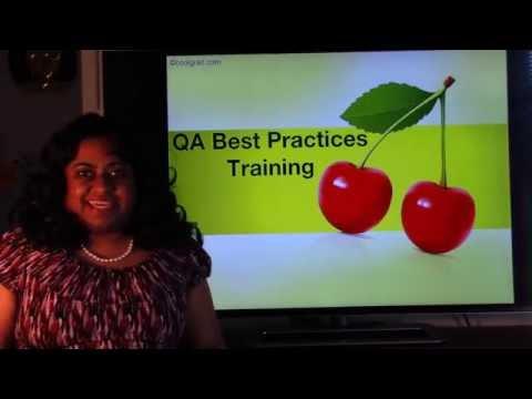 QA Testing Best Practices