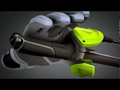 Motorbikes, scooters, atv, jet-ski, snowmobiles Innovative Throttle Handle from INOVELI
