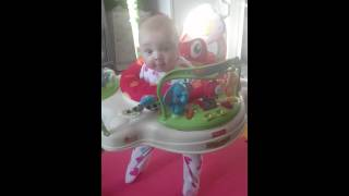 First go on the Jumperoo