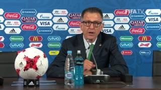 Match02 - POR v. MEX - Mexico Post-Match Press Conference