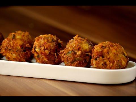 Crispy Corn Cheese Balls | Sanjeev Kapoor Khazana