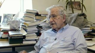 An Hour With Chomsky - Worker Ownership & Techniques in Activism