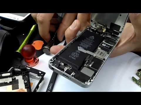 iPhone 5S camera fix