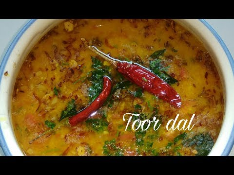 Toor dal recipe  || toor dal recipe in hindi