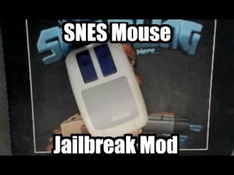 SNES Mouse Mod for SMW Jailbreak