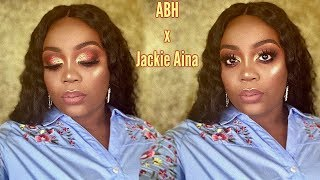 ABH x Jacke Aina Palette Series| TRUST ISSUES & WIGGALESE