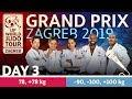 Judo Grand Prix Zagreb 2019 Day 3