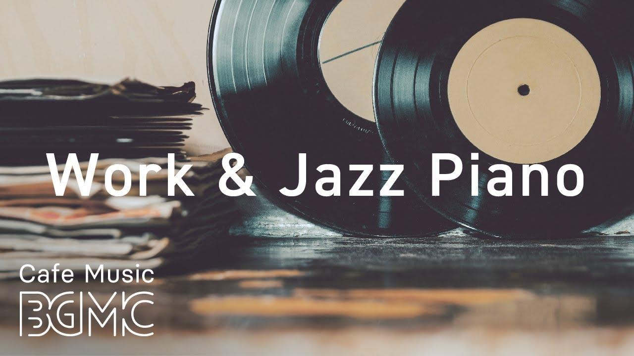 Relaxing Jazz Piano Radio - Slow Jazz Music - 24/7 Live Stream - Music For Work & Study