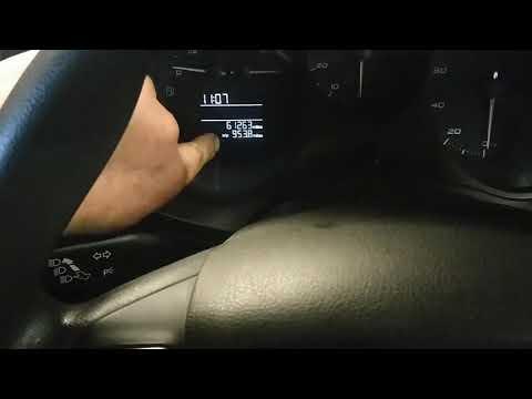 Seat Leon service spanner reset