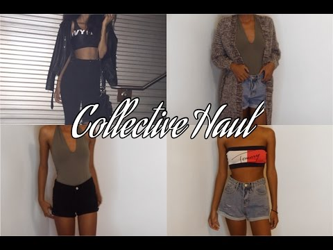 Collective Haul! H&M, Zaful, Makemechic, Aliexpress and more!