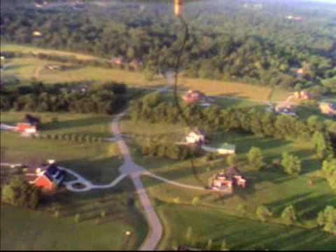 Early Evening RC Motor Glider Flight 6/1/09