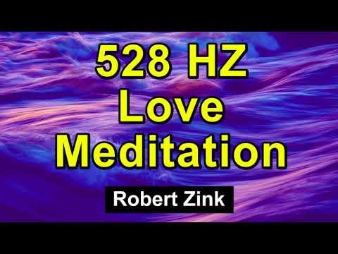 528 HZ Love Frequency Meditation